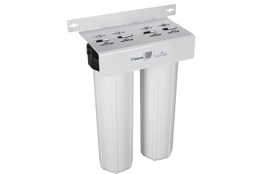 best Home Master HMF2SdgC Whole House Two Stage Water Filter
