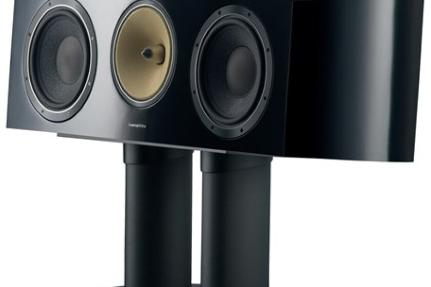 Bowers and Wilkins HTM2 Diamond Center Channel Speaker