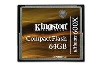 Kingston Digital Compact Flash Ultimate 600x 64 GB Flash Drive