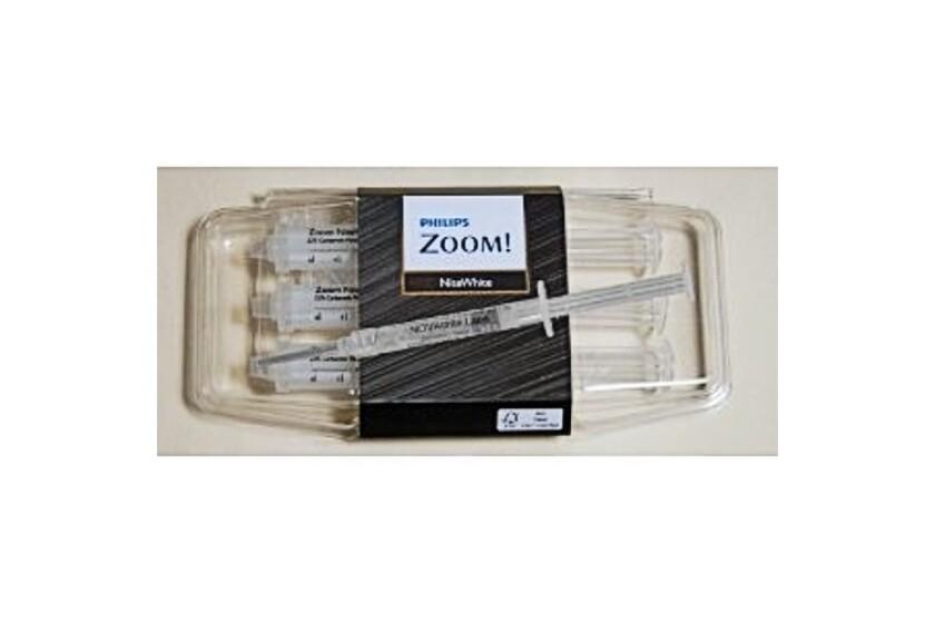 best Philips Zoom Nite Gel 3-Pack Plus Sensitivity Relief Gel Teeth Whitener