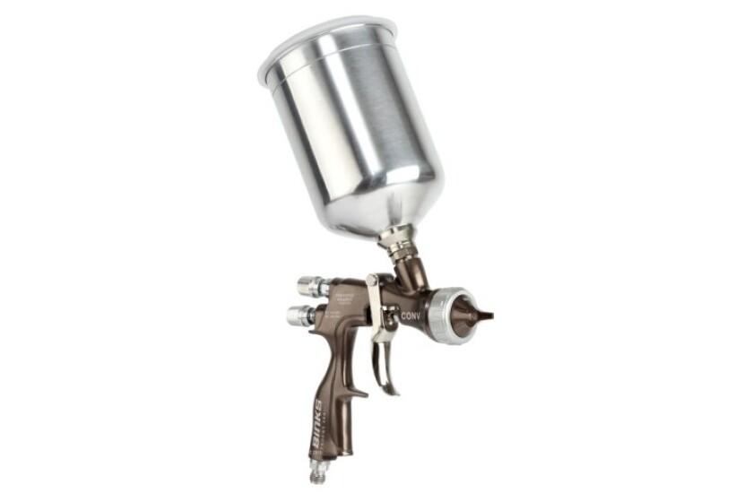 best Binks Trophy Air Spray Gravity-feed Gun