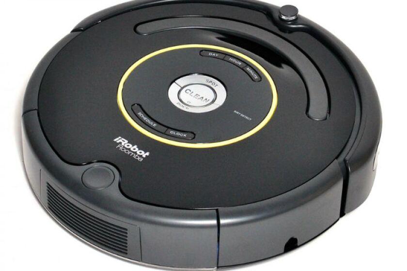 iRobot Roomba 650 Robotic Vacuum