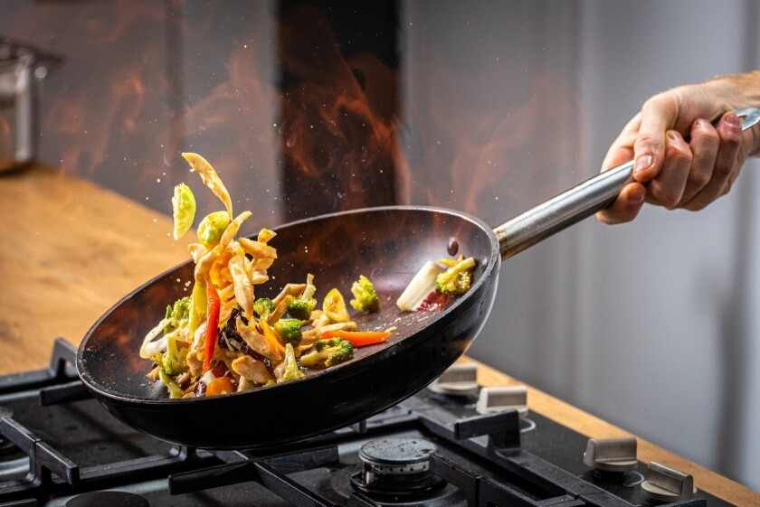 How To Cook Properly with a Wok