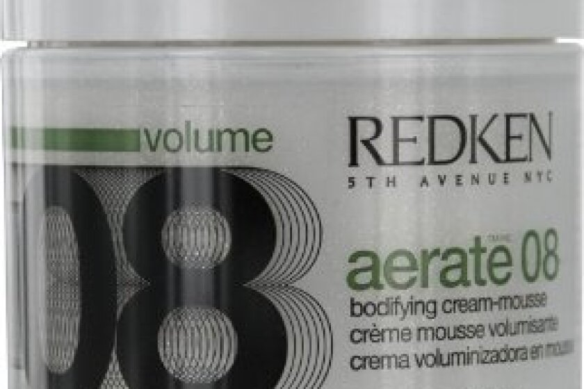 Redken Aerate 08 Bodifying Cream-Mousse