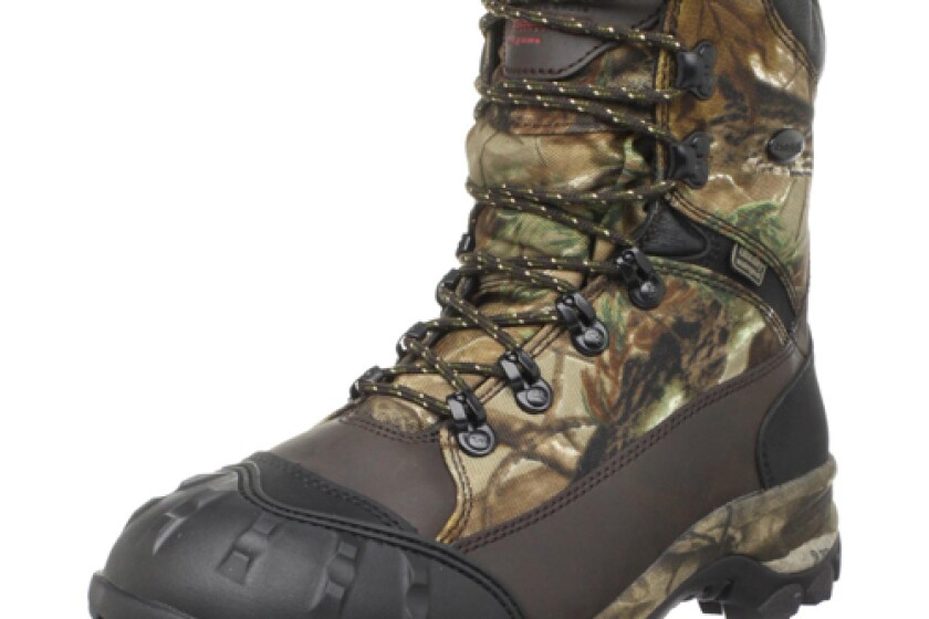 """Irish Setter Men's Grizzly Tracker 9"""" 400gm Insulated Hunting Boot"""