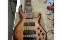 Michael Tobias 635-24 6-String Bass Guitar