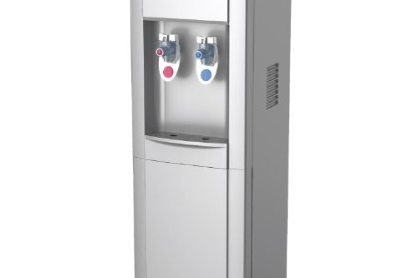 "Honeywell HWB1052S 39"" Freestanding Water Cooler Dispenser"
