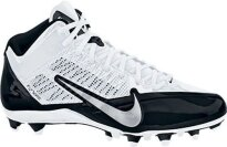 Nike Alpha Pro 3/4 TD High Top Football Cleats