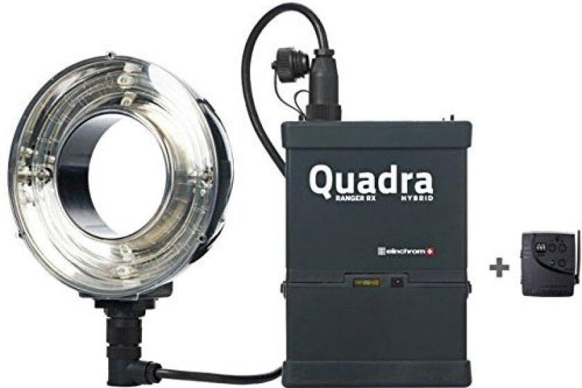 Elinchrom Quadra Hybrid Lead Ringflash ECO-RQ