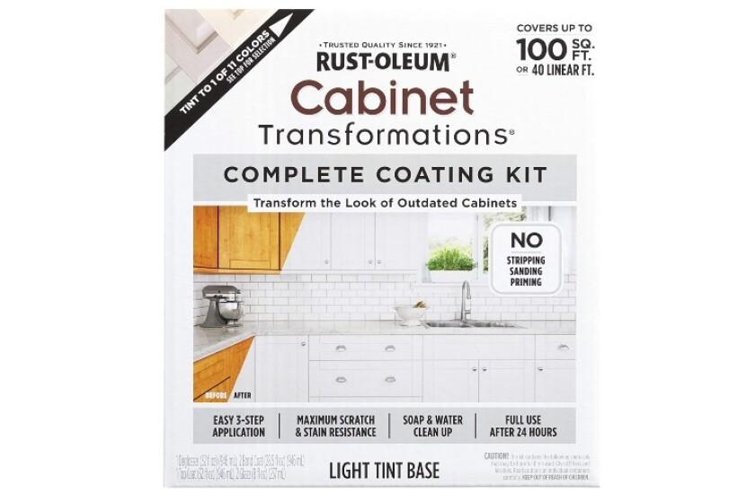 best Rustoleum Cabinet Transformatoin Coating Kit