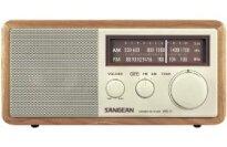 Sangean WR-11 AM/FM Table Top Radio