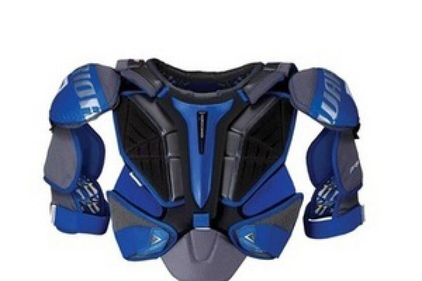 Warrior Projekt Shoulder Pads