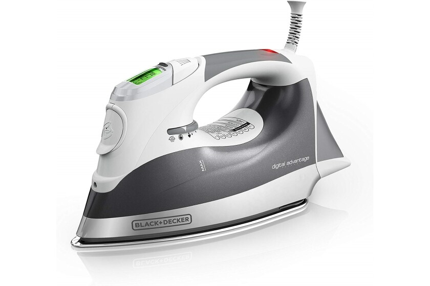 Black & Decker D2030 Auto-Off Iron