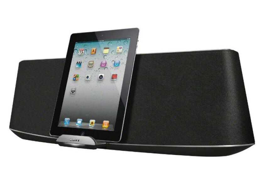 Sony RDP-XA900IP Premium Dock for iPad, iPod and iPhone