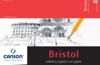 Canson Foundation Series: Bristol Vellum