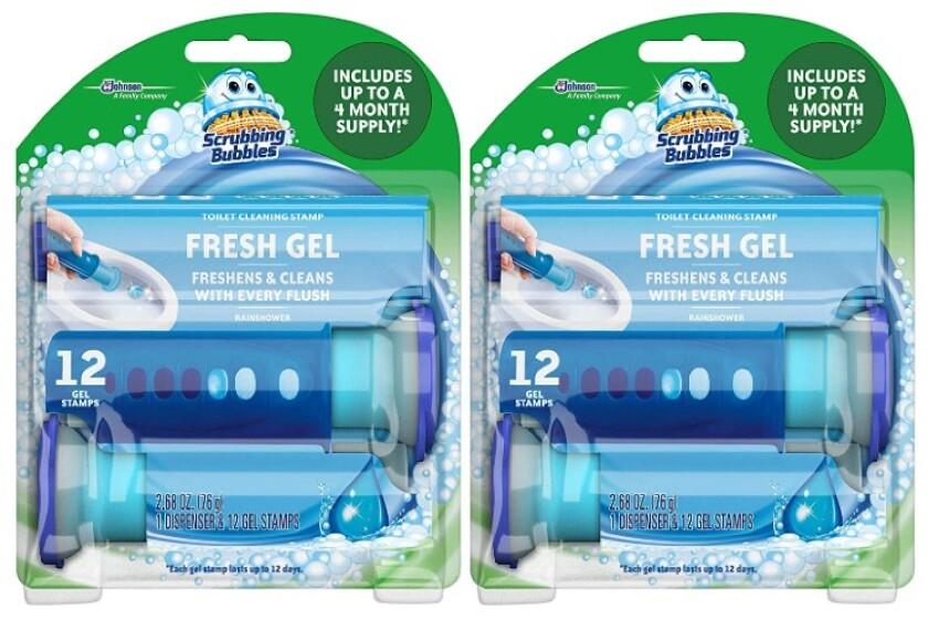 best scrubbing bubbles toilet bowl cleaner