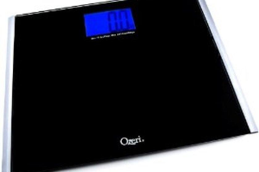 Ozeri Precision Pro II Digital Bathroom Scale