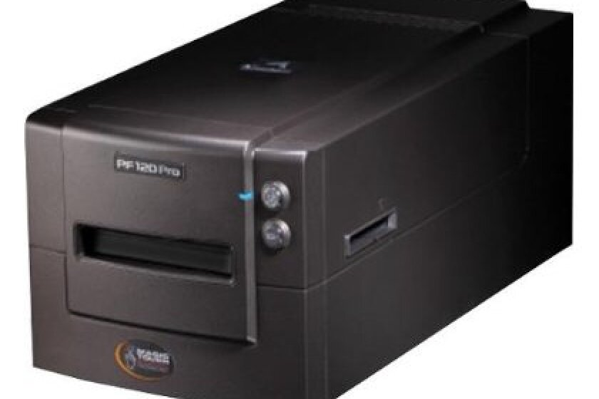 PacificImage PrimeFilm 120 Pro Film Scanner