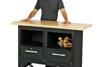 Torin TSA5411A-X, 54 Inch Mobile Workbench