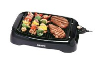 Sanyo BBQ Grill Indoor 850 Watts - HPS-SG2