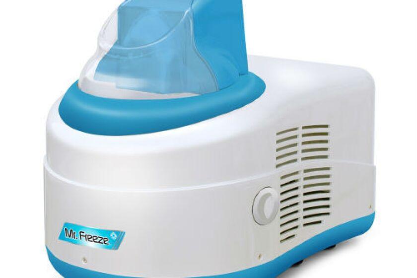 "MaxiMatic ""Mr Freeze"" EIM-550 Elite Compressor Ice Cream Maker"