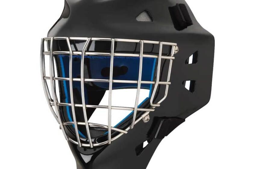 Eddy Custom LT Pro-Spec Goalie Mask