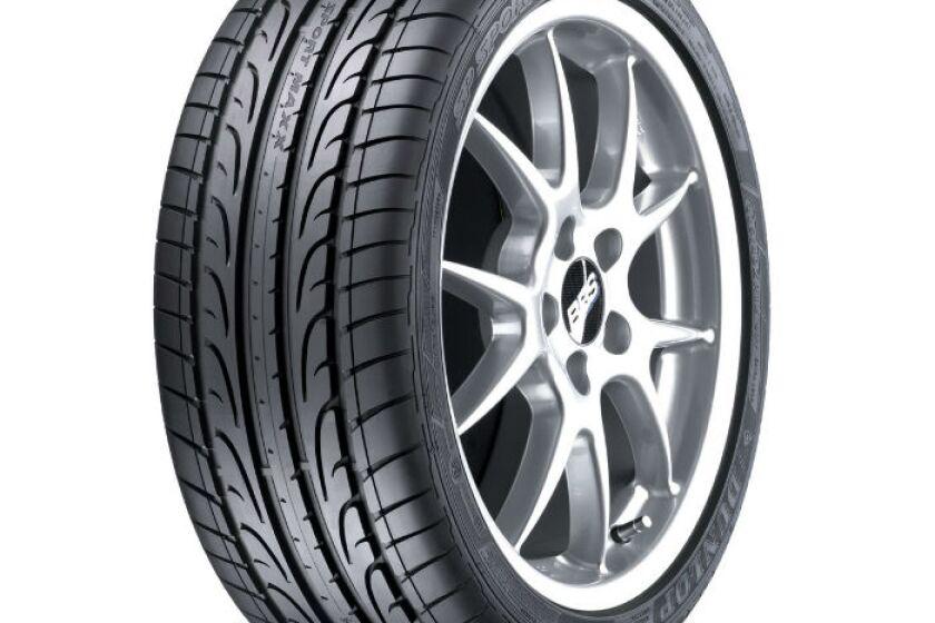 Dunlop SP Sport Maxx Summer Tire