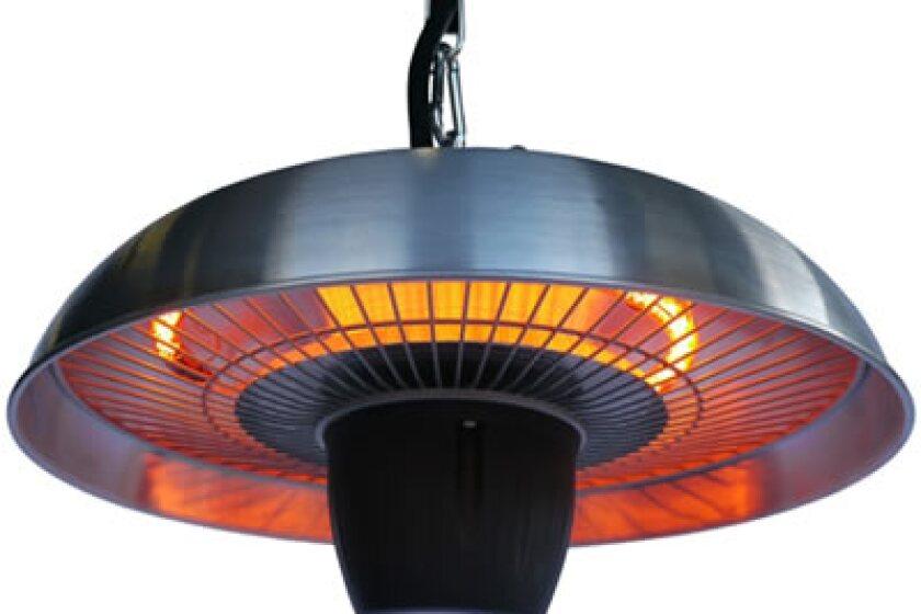 EnerG HEA-21068 Water Resistant Infrared Heater