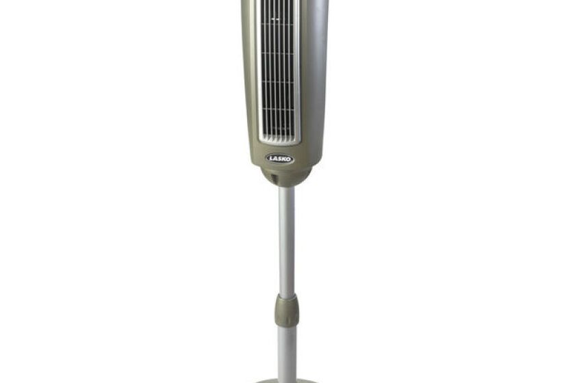 Lasko 52 Space Saving Pedestal Fan 2535