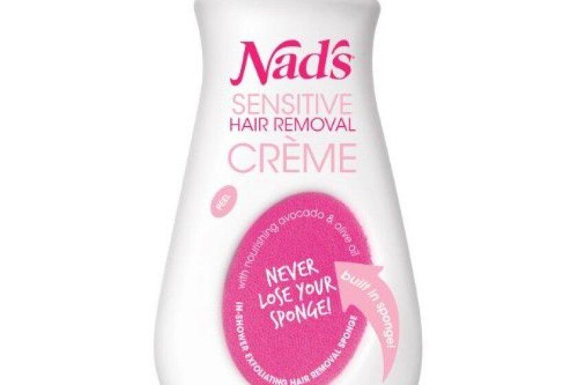 Nad's Sensitive Hair Removal Creme