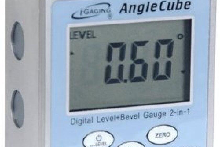 iGaging AngleCube Bevel Gauge