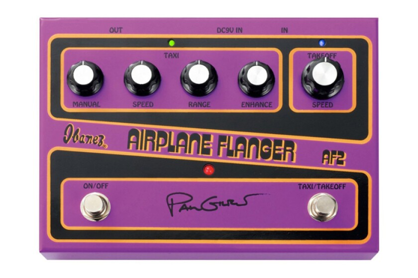 Ibanez AF2 Paul Gilbert Signature Airplane Flanger
