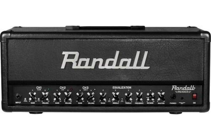 Randall RG1003H 100-Watt Guitar Amplifier Head