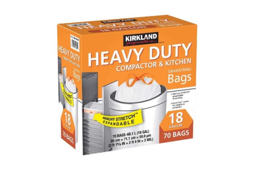 kirkland compactor bags