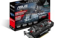 ASUS RADEON R7360-OC-2GD5 PCIE 3.0