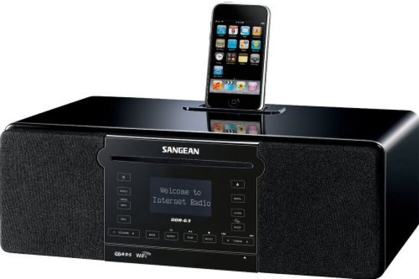 Sangean DDR-63 All-in-One Table Top