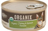 Castor & Pollux ORGANIX Adult Canned Cat Food