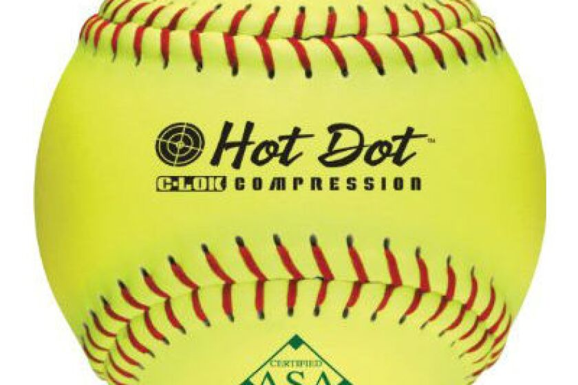 Worth Hot Dot Slowpitch Softball