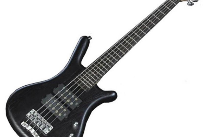 Rock Bass Corvette $$ 5-String Electric Bass Guitar