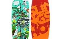 Slingshot Shredtown Wakeboard (2014)