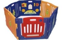 New Baby Kids Playpen 8 Panel Play Center Safety Yard Pen