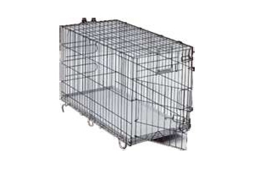 CMP Mini Fold Dog Crate
