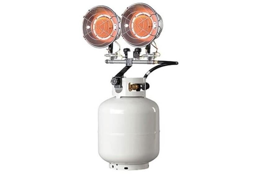 best Mr Heater Tank Top Infrared Propane Garage Heater