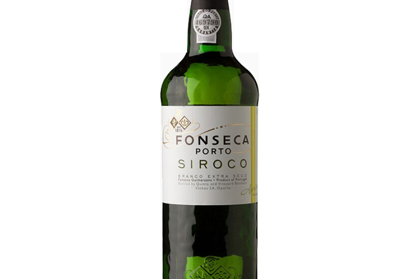 Fonseca Siroco White Port