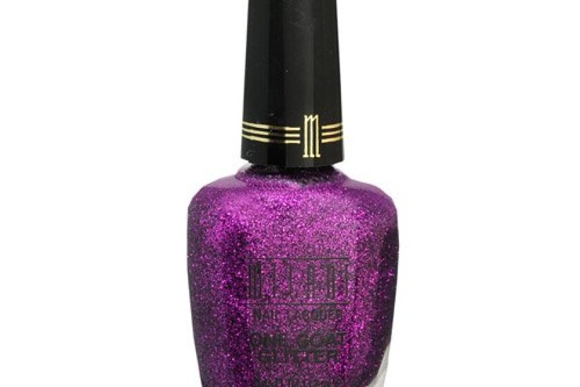 Milani One Coat Glitter Collection