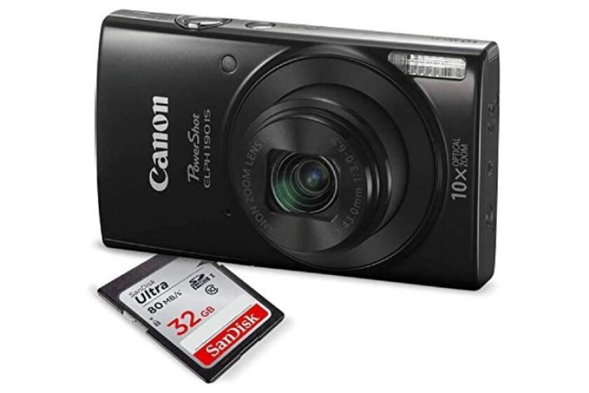 best powershot digital camera