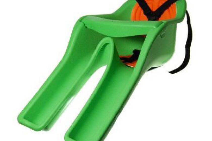 iBert Safe-T Front Mount Child Seat