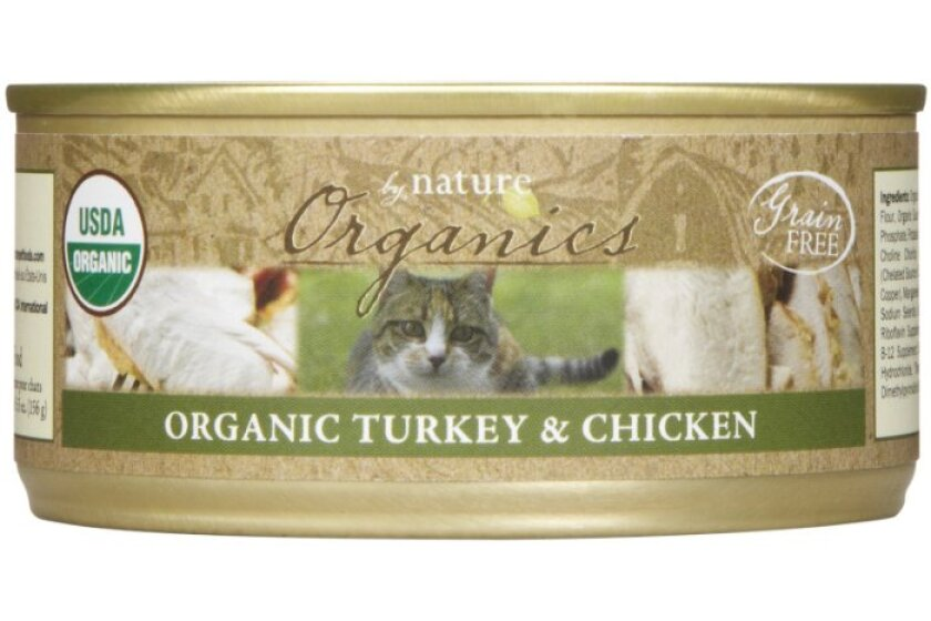 By Nature Organic Canned Cat Food