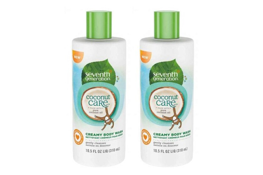 best coconut care baby shampoo