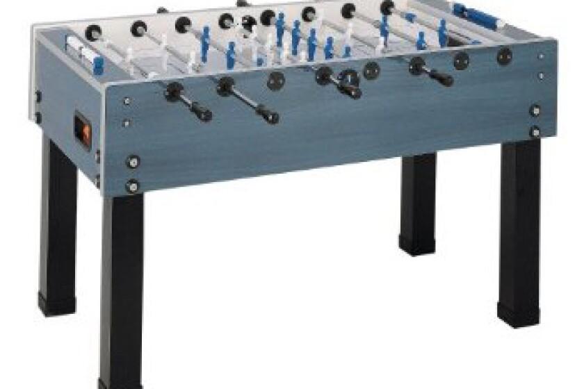 best weatherproof soccer foosball table